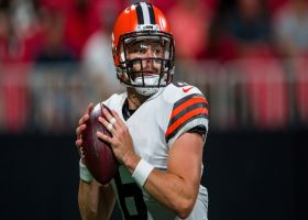 Can't-Miss Play: Baker Mayfield's 22-yard TD is as accurate as a handoff
