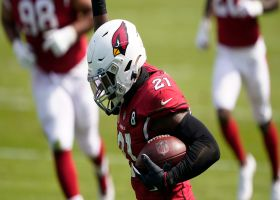 Toe-tap INT! Patrick Peterson makes it looks easy vs. Teddy B