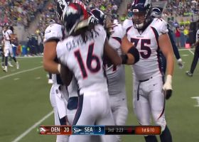 Can't-Miss Play: Lock's shovel pass ends with Williams' hurdling 33-yard gain