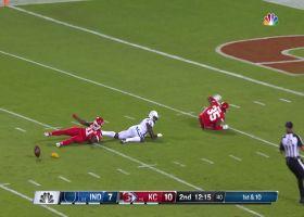 Chiefs commit 53-yard pass interference