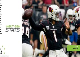 Next Gen Stats: Kyler Murray's 5 most improbable completions | Week 5