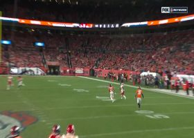 Can't-Miss Play: Tyreek Hill SPRINTS past Harris Jr. for 57-yard TD