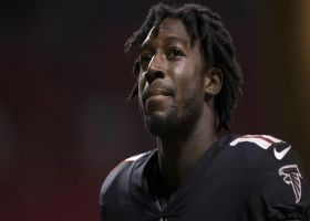 Pelissero: Calvin Ridley out Sunday due to 'personal matter'