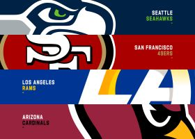 Examining the NFC West after Week 1 | 'Power Rankings'