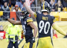 The Bur-Lesson: Why T.J. Watt, Minkah Fitzpatrick have been key to Steelers' 10-0 start