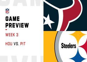 Texans vs. Steelers preview | Week 3