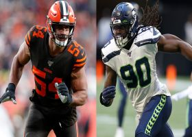 Pelissero: How Vernon's restructured deal might affect Clowney's prospects