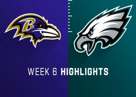 Ravens vs. Eagles highlights | Week 6