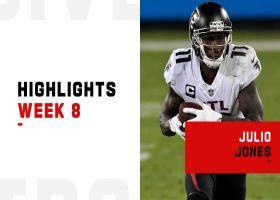 Every catch by Julio Jones from 137-yard night | Week 8