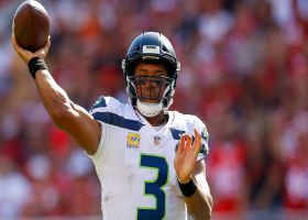 Can't-Miss Play: Russell Wilson channels Houdini on crazy TD to Freddie Swain