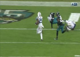 Zach Pascal's great block helps spring Marlon Mack for second TD