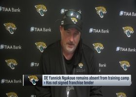 Doug Marrone: 'I want what's best' for Yannick Ngakoue