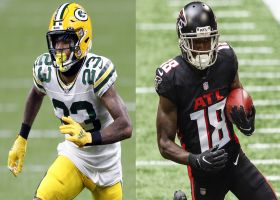 'Move the Sticks': Player Spotlight on Calvin Ridley and Jaire Alexander