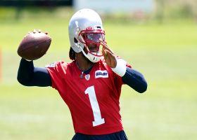 Predicting the Patriots' 2021 win total   'NFL Total Access'