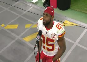 Edwards-Helaire: Chiefs-Raiders game lived up to our expectations entering week