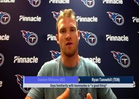 Tannehill: 'Any time you have continuity from year to year it helps a lot'