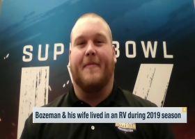 Bradley Bozeman: Chiefs are an explosive, all-around great team