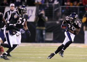 NFL Throwback: Ravens' top 5 plays vs. Washington