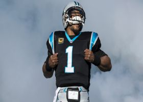 Cam Newton will wear No. 1 jersey with the Patriots