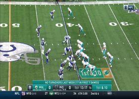 Darius Leonard's game-changing plays vs. Dolphins | Week 10