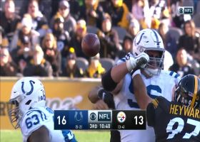 Bud Dupree strip-sacks Brian Hoyer for key fourth-down stop
