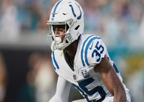 NFL Network Insider Ian Rapoport: Cornerback Pierre Desir was a 'priority re-sign' for the Indianapolis Colts