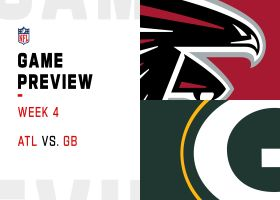 Falcons vs. Packers preview | Week 4