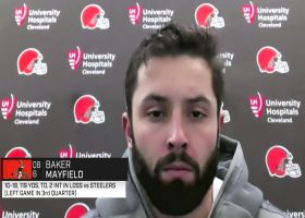 Baker Mayfield on Week 6 loss: 'We just got outplayed today'