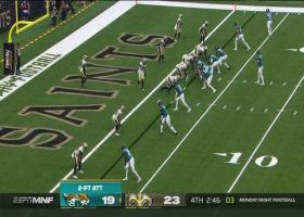 Jags dial up late two-point pass from Beathard to Cottrell