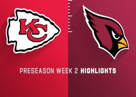 Chiefs vs. Cardinals highlights | Preseason Week 2