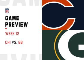 Bears vs. Packers preview | Week 12