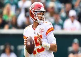 Chiefs' top plays through quarter mark of 2021 season