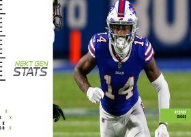 Next Gen Stats: Bills vs. Chiefs Championship Sunday preview