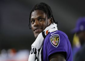 'GMFB' reacts to Lamar Jackson wanting to switch to jersey No. 1 if Ravens win SB