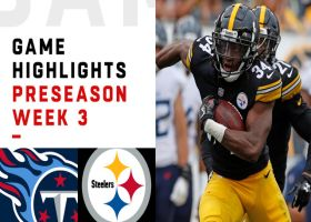 Titans vs. Steelers highlights | Preseason Week 3
