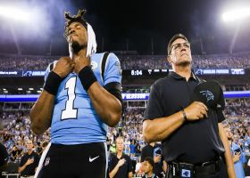 Willie McGinest on WFT's QB situation: Bring in Cam Newton