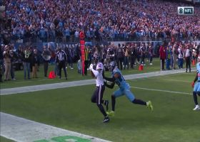 Watson shows outstanding touch on 12-yard TD toss to Kenny Stills