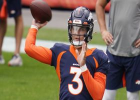 Palmer: Drew Lock frustrated with his outing in Broncos' preseason scrimmage