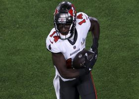 Frelund: Why 2021 franchise tag may be a good thing for Chris Godwin