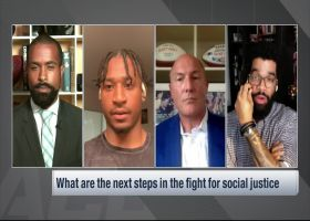 Justin Jackson, Scott Pioli, Prof. David Wall Rice: Next steps for social justice education