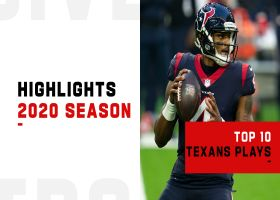 Top 10 Texans plays | 2020 season