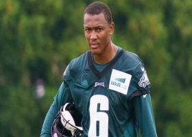 Rapoport: One Eagles rookie who's really impressed at camp