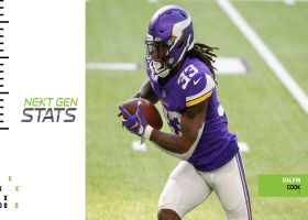 Next Gen Edge: Dalvin Cook excels when running on the outside