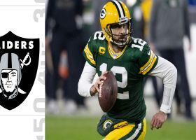 Schrager explores hypothetical trade scenario for Raiders to land Aaron Rodgers
