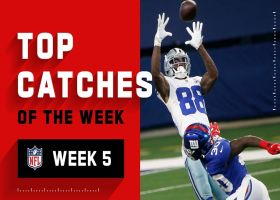 Top catches of the week | Week 5