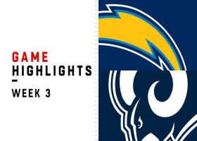 Chargers vs. Rams highlights | Week 3