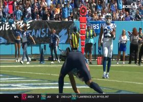 Nick Westbrook-Ikhine finds plenty of space for first NFL TD