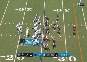 Panthers' longest TD | 2020 season