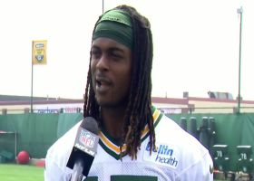Davante Adams: Three WRs who stand out most when I watch film