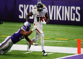Wyche: Falcons 'are listening' to trade calls for Julio Jones